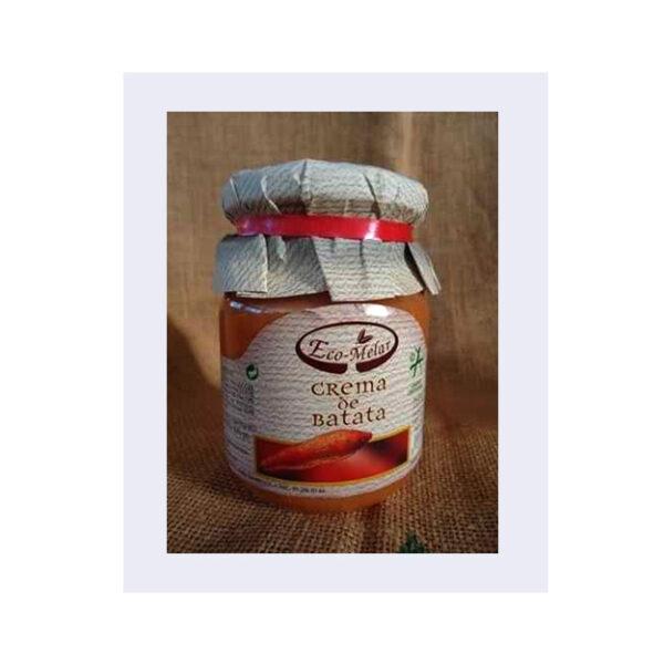 Crema de Batata Ecológico Ecomelar-0