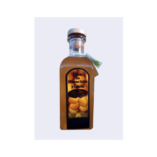 Licor de Limón y Hierba Luisa Elmelar-0