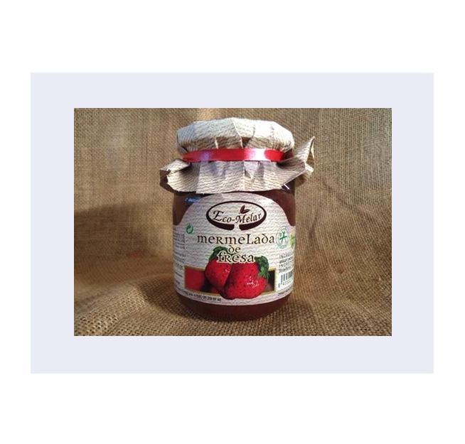 Mermelada de Fresa Ecológica Ecomelar (300 gr.)