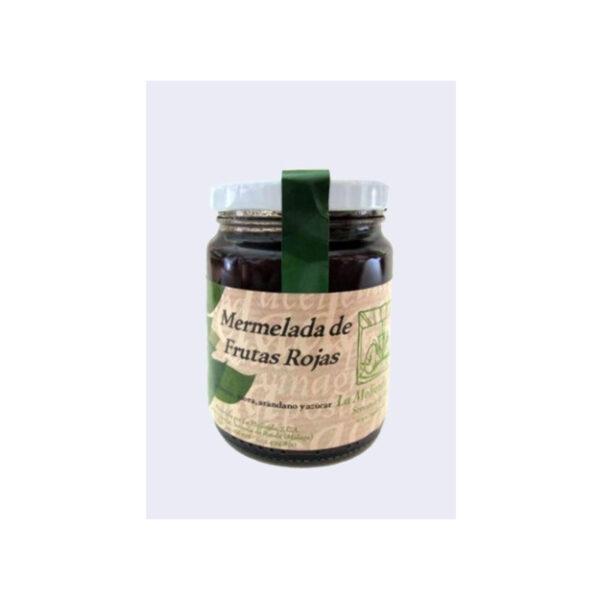Mermelada de Frutos Rojos de La Molienda Verde (275 gr.)