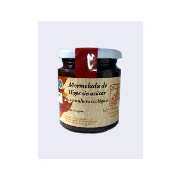 Mermelada de Higos Ecológica sin azúcar La Molienda Verde (275 gr.)