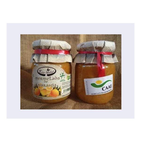 Mermelada de Naranja Ecológica Ecomelar (300 gr.)