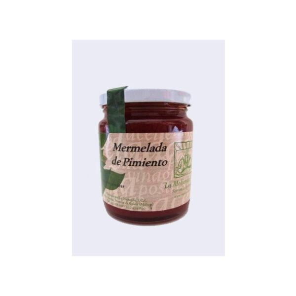Mermelada de Pimiento Rojo de La Molienda Verde (275 gr.)