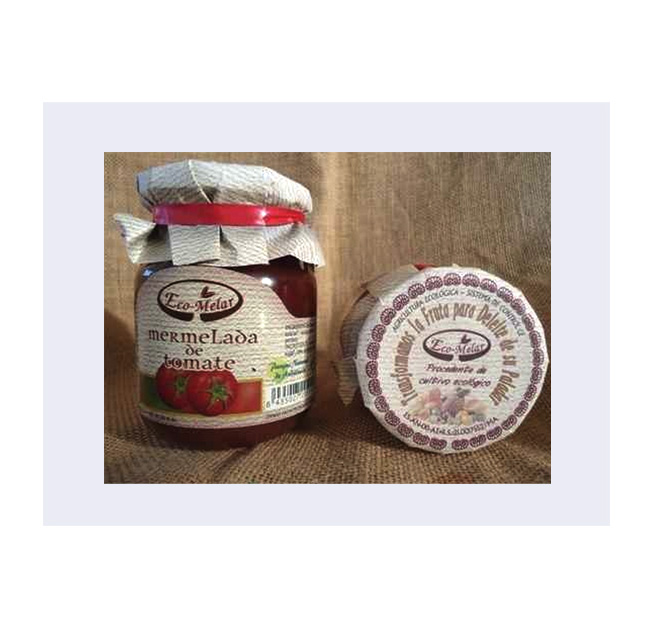 Mermelada de Tomate Ecológico Ecomelar (300 gr.)