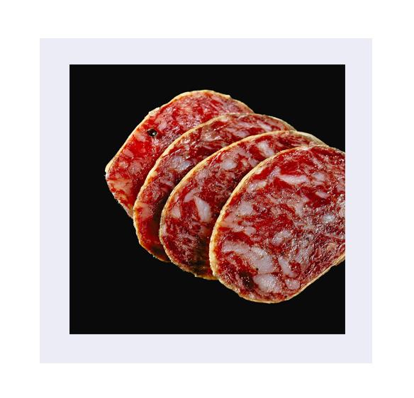 Salchichón ibérico - Dehesa de Los Monteros (1 kilo)-0