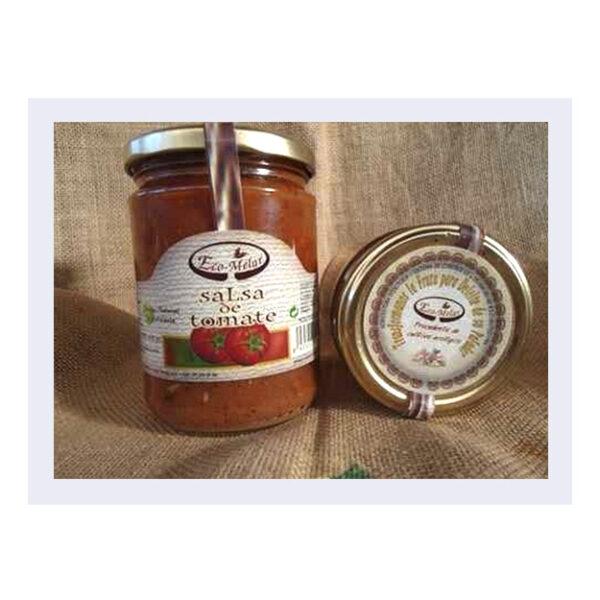 Salsa de Tomate Ecológico Ecomelar-0