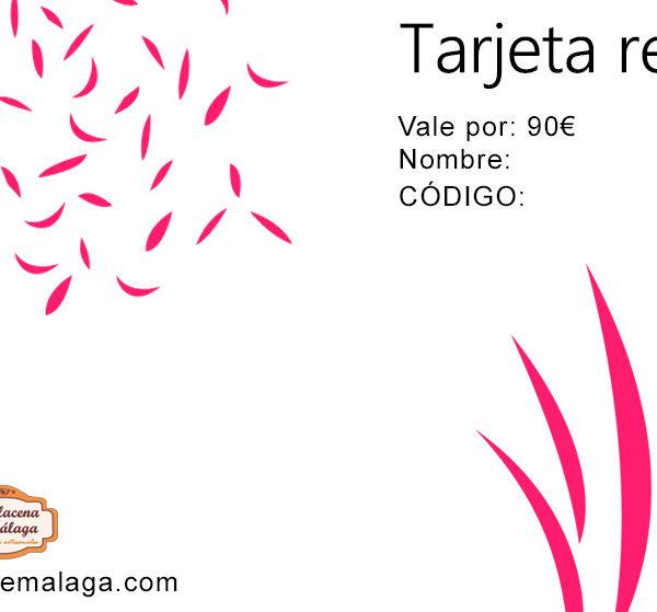 Tarjeta de Regalo 90 € - La Alacena de Málaga