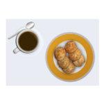 Tortitas cartameñas - Confitería San Miguel (16 unidades)