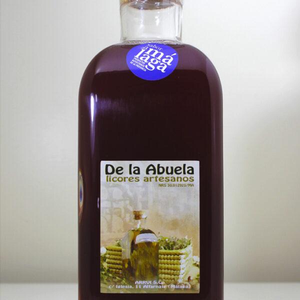 Resolí Artesano de Alfarnate - De la Abuela (750 ml.)
