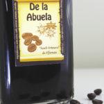 Resolí Artesano de Alfarnate - De La Abuela (detalles etiqueta)