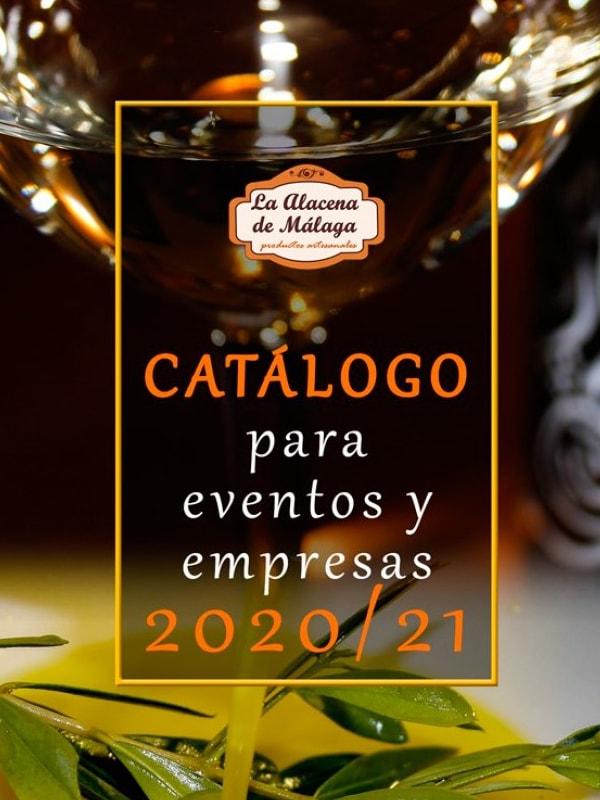 Catálogo de Empresas 2020-2021-La Alacena de Málaga